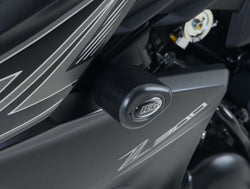Crash Protectors - Aero Style for Kawasaki Z250/Z300 '15-