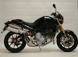 Crash Protectors - Classic Style for Ducati Monster '01-