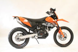 Crash Protectors - Aero Style for KTM 690 SMCR/SMC and Enduro