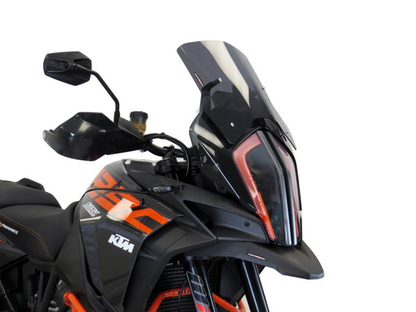 KTM 1290 Super Adventure S & R 17-2020 Matt Black ABS plastic Beak Powerbronze