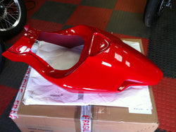 MV Agusta F4 750  F4 1000 Race Seat Unit Red Used Condition