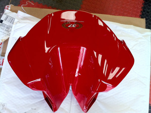 MV Agusta F41000  2006 model Air Box Airbox Red Used Condition