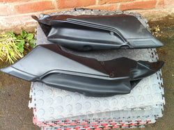 MV Agusta F41000 Air Box Airbox Air Tubes (pair) Used Condition