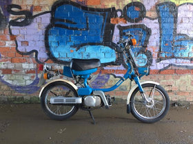 1988 Yamaha QT50 Classic moped.Sorry now SOLD