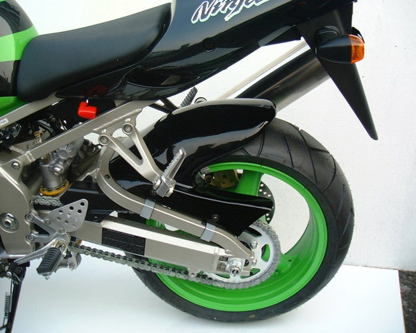 Kawasaki ZX9-R   2002-2004  Rear Hugger by Powerbronze Gloss White Finish