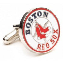 Cuff Links Red Sox