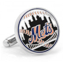 Mets Cuff Links