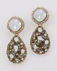 Fashion Stone  Earrings