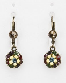 Fashion Earrings Flower