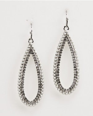 Fashion Pearl Bead Earrings