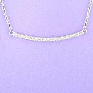 Diamond Curved Bar