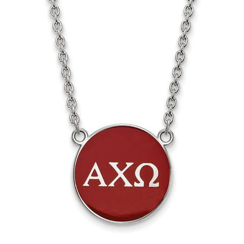Alpha Chi Omega Necklace