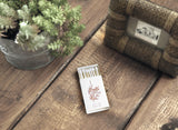 Juniper Berries Matchbox