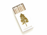 Lodgepole Pine Tree Matchbox