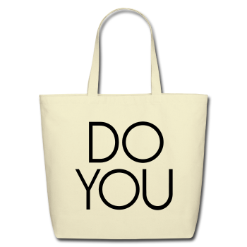 DO YOU / Eco-Friendly Tote