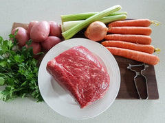 pot roast. one pot cooking. slow cooker recipes. roar living