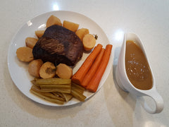 pot roast dinner. easy roasts. easy roast recipes