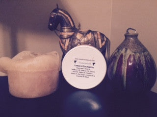 "Sweet Home Beauty 8oz. ""Illuminate"" Raw Sugar Body Scrub"