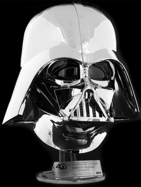 40th ANNIVERSARY COMMEMORATIVE DARTH VADER