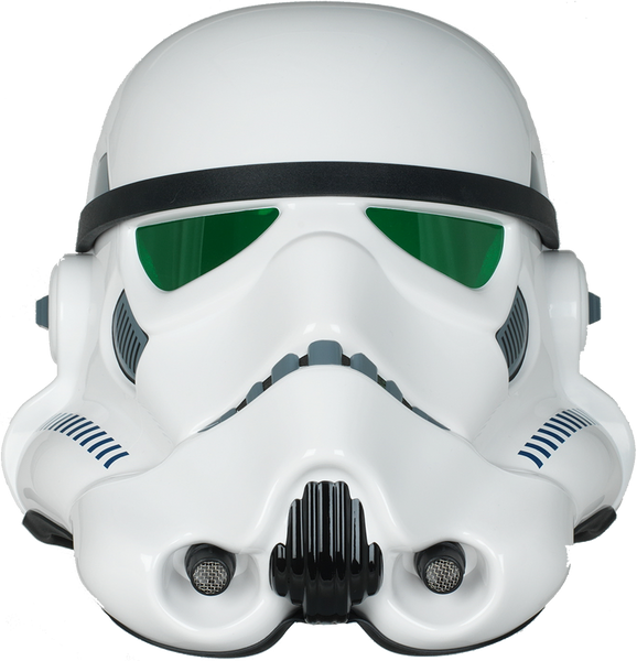 STORMTROOPER HELMET - PRECISION CRAFTED REPLICA