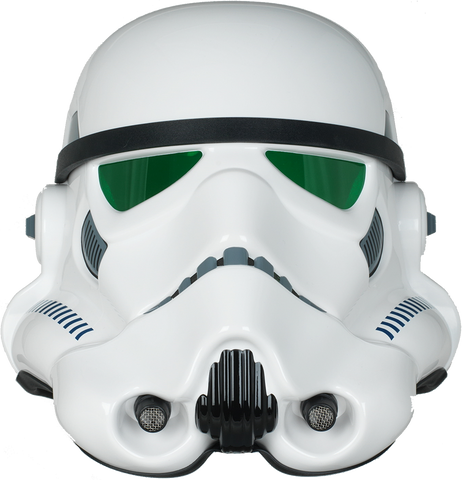 STORMTROOPER HELMET - PRECISION CAST REPLICA