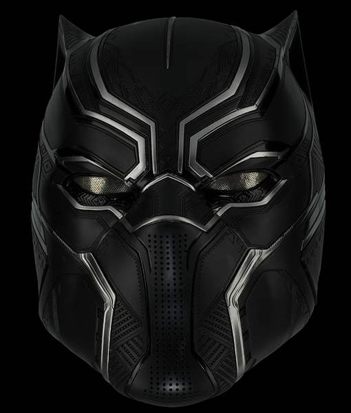 BLACK PANTHER HELMET - LIMTED EDITION