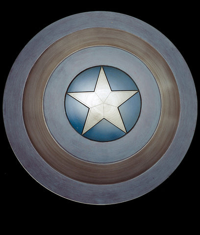 "CAPTAIN AMERICA ""STEALTH"" SHIELD"