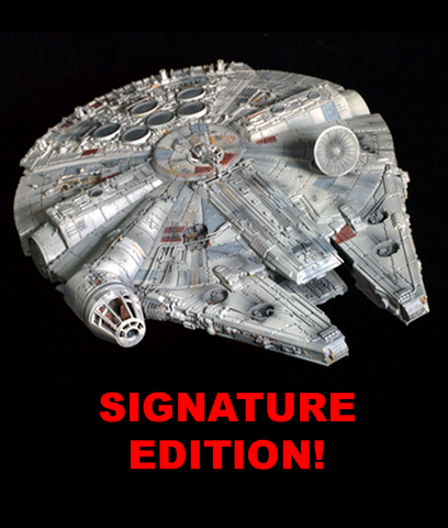 MILLENNIUM FALCON - SIGNATURE EDITION