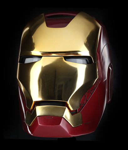IRON MAN MARK VII HELMET - LIMITED EDITION