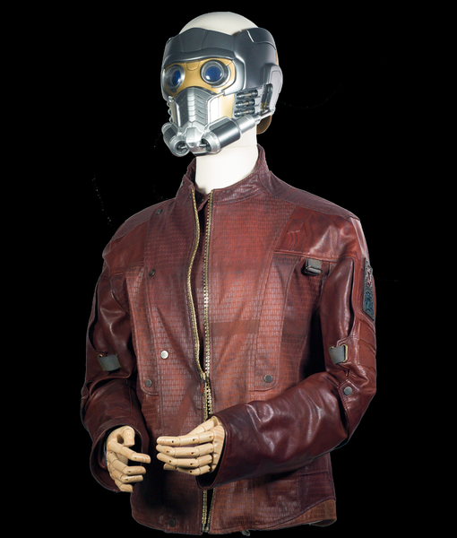 PETER QUILL STARLORD LEATHER JACKET