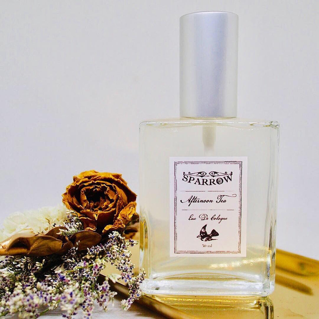 Eau De Cologne - AFTERNOON TEA *NEW*