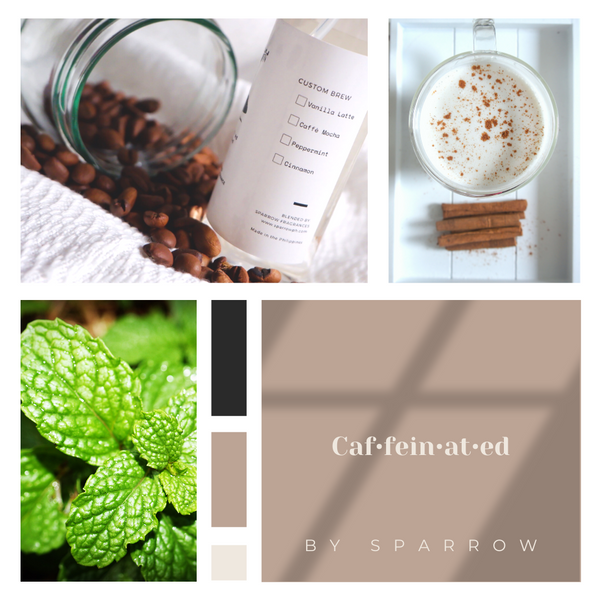 Caffeinated Series: Home Brewed Coffee Room & Linen Fragrance
