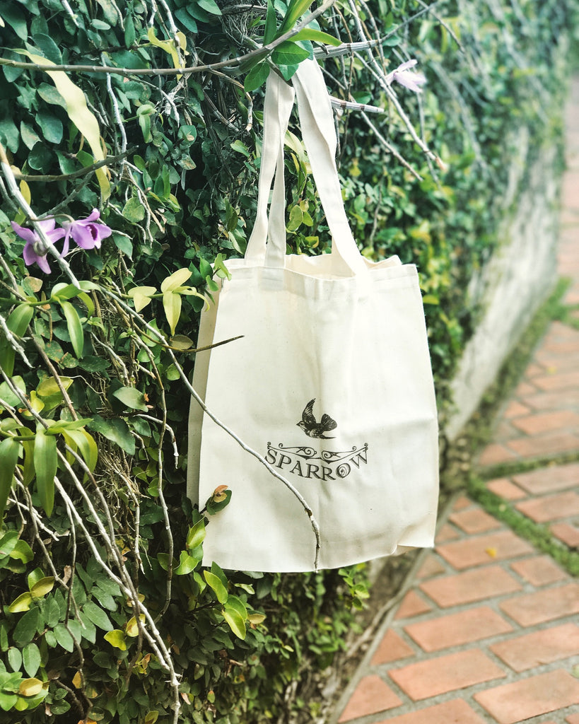 Sparrow Limited Edition Tote Bag