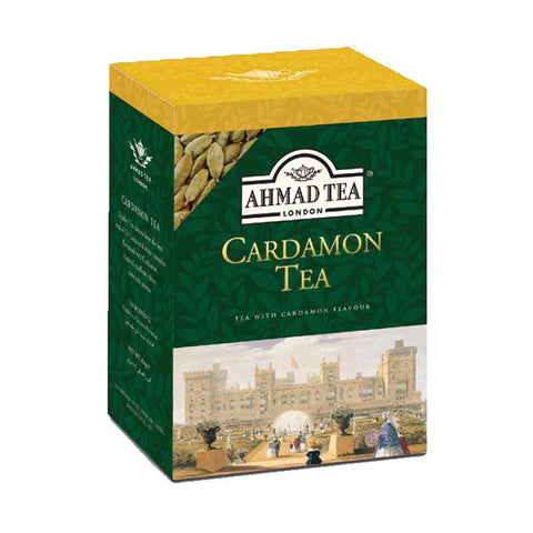 Ahmad Tea of London Cardamon Loose Tea 400g