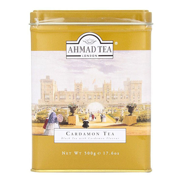 Ahmad Tea of London Cardamon Loose Tea 500g Tin