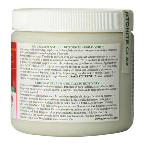 Aztec Secret Indian Healing Clay 1LB