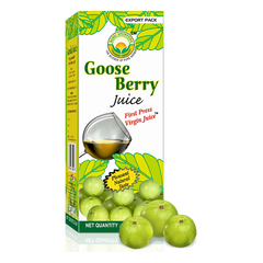 Basic Ayurveda Goose Berry (Amla) Juice 480ml