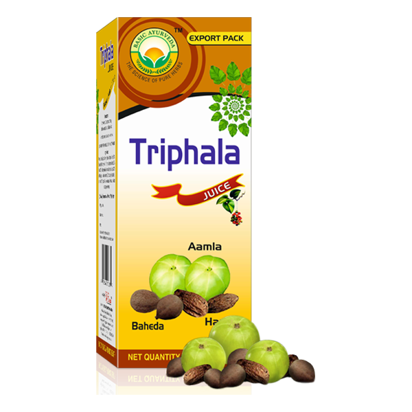 Basic Ayurveda Triphala Juice 480ml