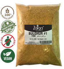 Zaiqa Bulgur Wheat #1