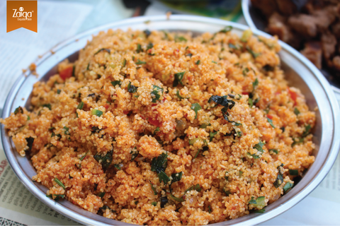 Zaiqa Bulgur Wheat #4