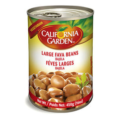 California Garden Bajela or Large Fava Beans 450g