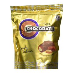 Chocodate Milk Chocolate with Almond 225g or 7.93oz