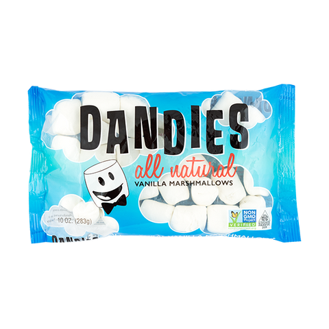 Dandies All Natural Vanilla Marshmallows 10oz