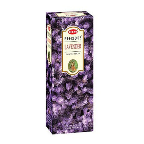 Hem Precious Lavender Incense Sticks Box 120 Sticks