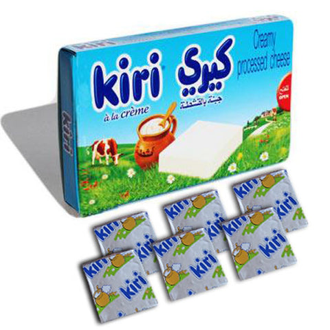 Kiri Cheese Wedges 108g