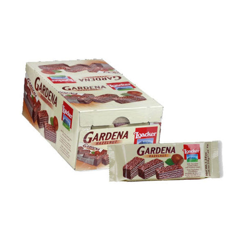 Loacker Gardena Hazelnut Wafers