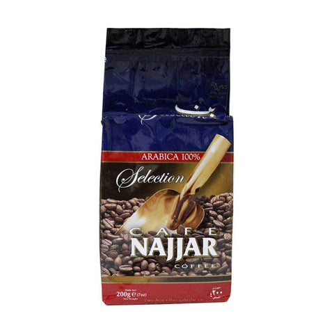 Najjar Coffee Plain 200g - Lebanese Turkish Style