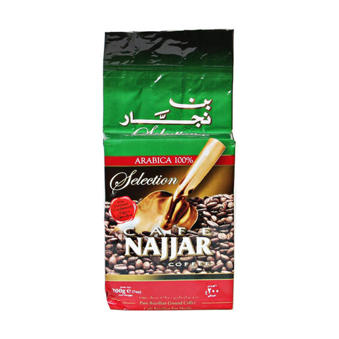 Najjar Coffee with Cardamom 200g - Lebanese Turkish Style