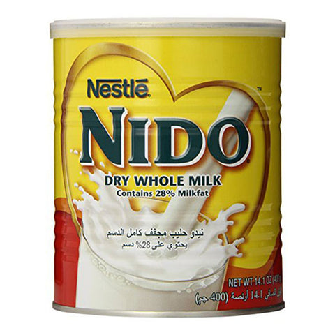 Nestle Nido Dry Whole Milk 400g