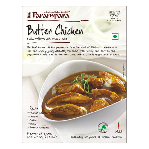 Parampara Butter Chicken Ready To Cook Spice Mix